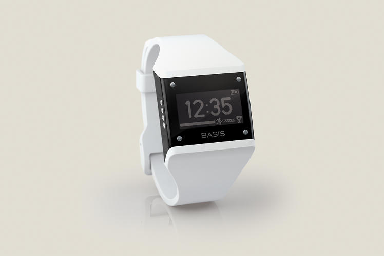 <p>The Basis <a href=&quot;http://www.fastcoexist.com/1681046/a-sensor-filled-watch-that-keeps-track-of-your-health&quot; target=&quot;_self&quot;>measures all your activity</a>.</p>