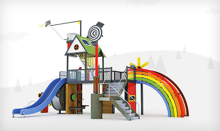 <p>Kids have boundless energy. What if that energy could be put to some use besides just running around and having a good time. <a href=&quot;http://www.fastcoexist.com/1680066/6-future-playgrounds-that-harness-kids-energy-while-they-play&quot; target=&quot;_self&quot;>These new jungle gyms convert play to power.</a></p>