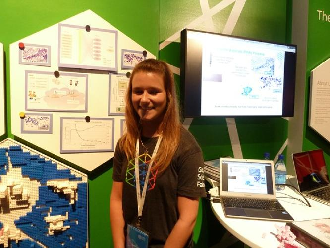 <p>17-year-old <a href=&quot;http://www.fastcoexist.com/1680237/meet-the-genius-kids-of-the-google-science-fair&quot; target=&quot;_self&quot;>Brittany Wenger</a> won the 2012 Google Science Fair grand prize for creating an artificial neural network that detects over 99% of malignant breast cancers using fine needle aspiration (FNA), a breast cancer test that in the past has been unreliable. Wenger tested her network, hosted on the Google App Engine, with 681 FNA samples  from the University of Wisconsin and found it to be accurate 99.1% of the time. That's 5% better than the best commercial network out there today.</p>