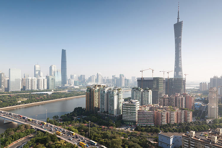 <p>7: Guangzhou-Foshan, China</p>