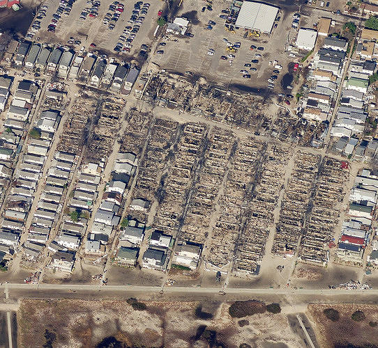 <p>Breezy Point, New York: After. <a href=&quot;http://www.fastcoexist.com/1680903/the-amazing-aerial-photos-of-sandys-destruction-that-are-helping-rebuild-the-region&quot; target=&quot;_self&quot;>See more of these amazing aerial photos of the damage here</a>.</p>