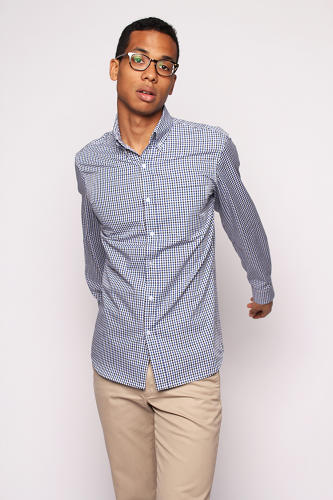 "<p>In other words, neither the ""100-day"" shirt nor the new Wool &amp; Prince shirts are about a radical new material.</p>"