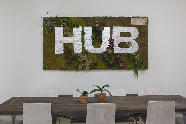<p>The co-working community the Hub L.A. is opening a 3,200-square-foot media lab.</p>