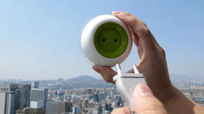 Turn Your Windows Into Outlets With These Sticky Solar Chargers