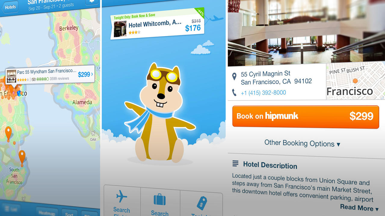 """Tonight Only"" Is Hipmunk's Answer to Hotel Tonight"