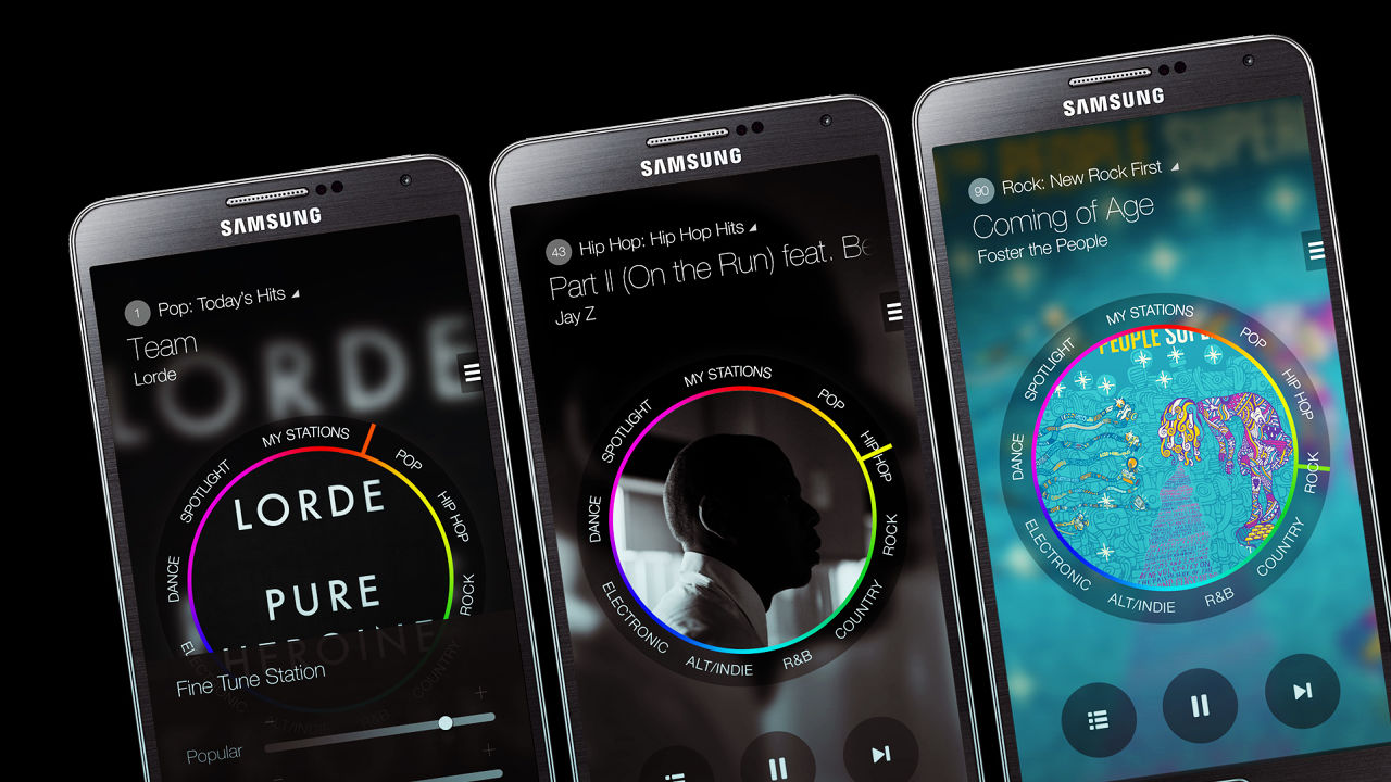 Samsung Debuts Milk, A Free Music Streaming Service For Galaxy Phones