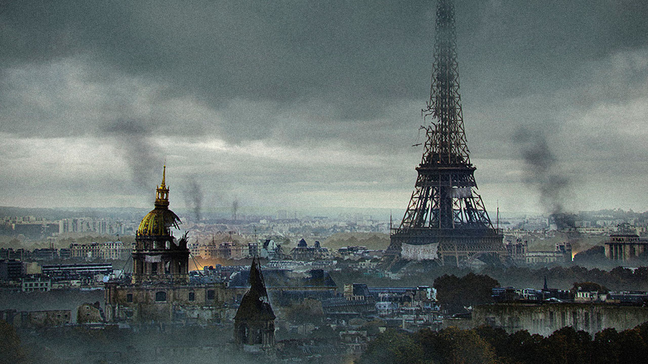 What Famous Landmarks Would Look Like After The Apocalypse
