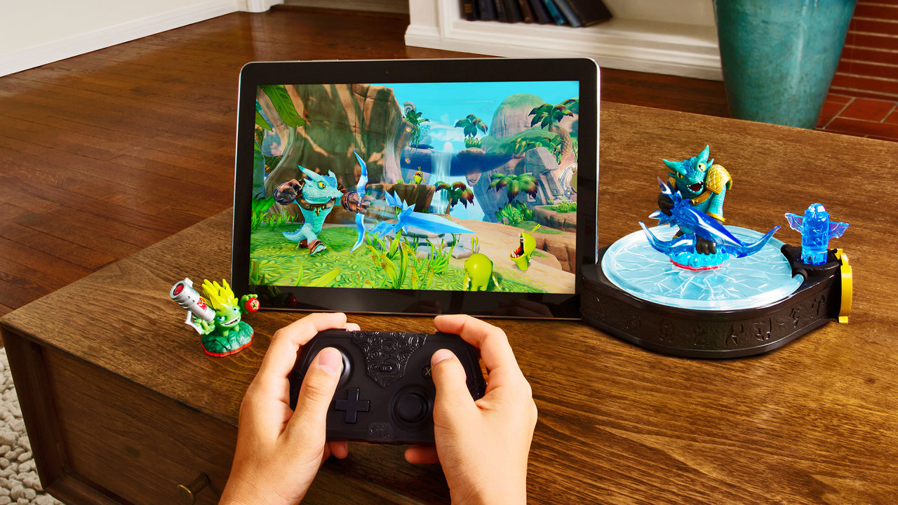 Can Skylanders Trap Team Turn A Tablet Into Your Favorite Video Game Console?