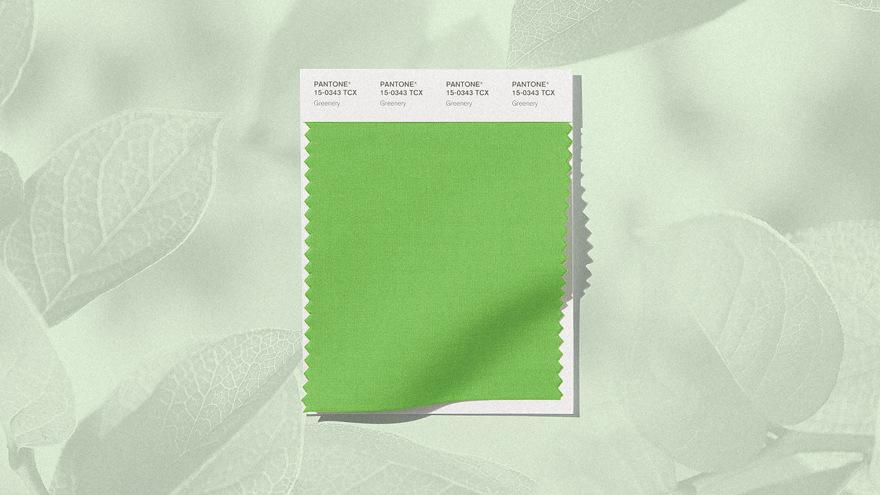 Pantone's New Color Of The Year Is Weird And Perfect