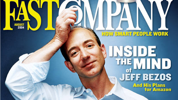 Inside the Mind of Jeff Bezos