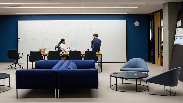 Dropbox's New Headquarters Has A Room For Every Mood