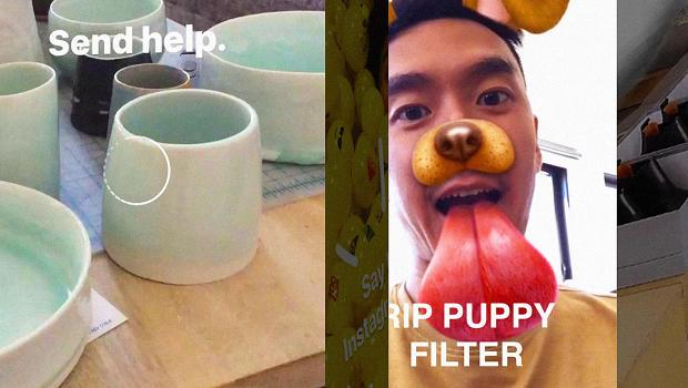 instagram  u0026quot stories u0026quot  is better designed than snapchat  even