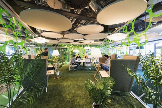 8 Of Google S Craziest Offices Co Design Business Design
