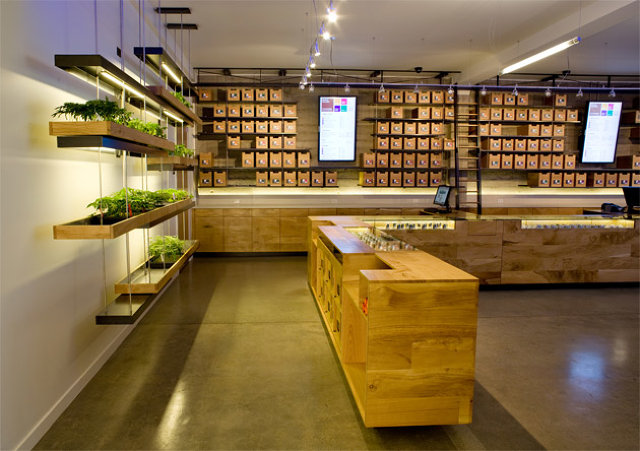 6 branding lessons from the pioneers of weed design co design business design - Cannabis interior ...