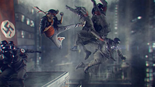 Resultado de imagen de kung fury