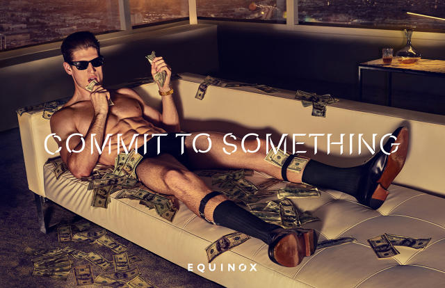 Equinox Demands Fierce Quot Commitment Quot In Bold New Year Ad