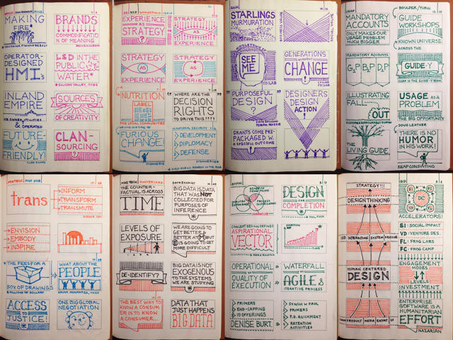16 Famous Designers Show Us Their Favorite Notebooks | Co ...