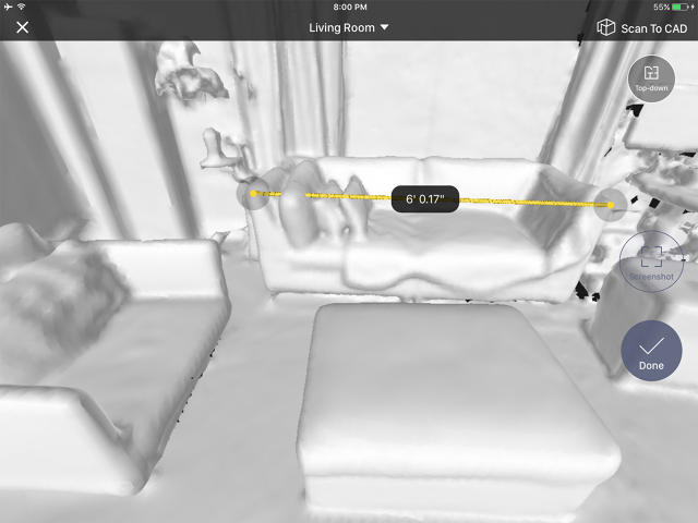 This new app puts 3d scanning in the hands of designers for Room design 3d app