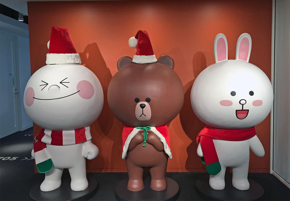 How Japan's Line App Became A Culture-Changing, Revenue ...