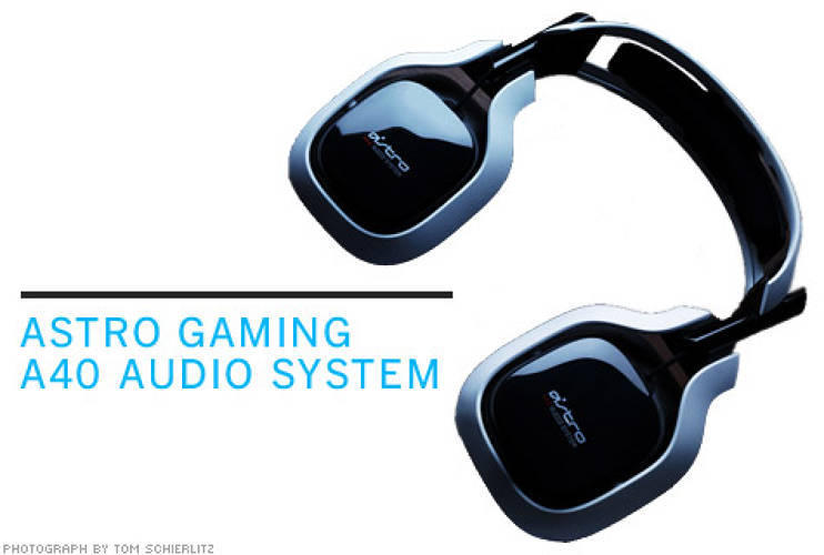 <p> <strong>From Astro Studios:</strong> This Astro Gaming A40 Audio System headset and mix amp allow gamers to talk to teammates while listening to the game.  </p> <p> <strong>$250</strong>  </p>