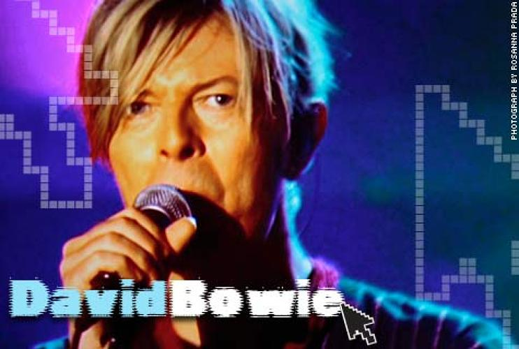 <p>Bowie's always been an innovator--aside from his music, he was the first artist to issue bonds backed by the royalties of his catalog, in 1997. So it didn't come as a shock when he announced the launch of BowieNet, an Internet Service Provider focused on him, in 1998. <a href=&quot;http://www.davidbowie.com/&quot; target=&quot;_new&quot;>He</a> was also the first major artist to post a free downloadable track, &quot;Telling Lies.&quot; His goofy ISP isn't around anymore, but he does have a site called <a href=&quot;http://www.bowieart.com/&quot; target=&quot;_new&quot;>BowieArt</a>, a platform for selling his and others' original prints and photos.</p>
