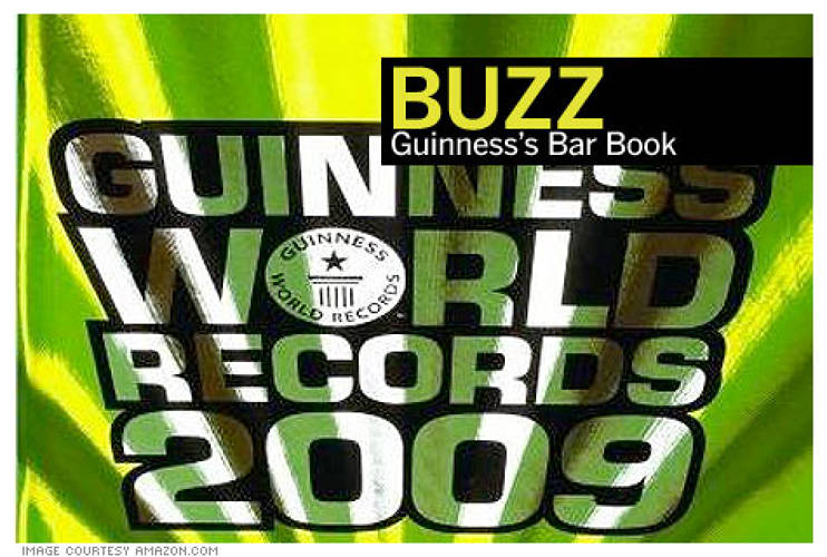 <p>In 1954, Sir Hugh Beaver, Managing Director of the Arthur Guinness &amp; Sons brewery, decided to print a record book that could be used to settle often senseless, alcohol-fueled barroom debates. He commissioned the Guinness Book of Records, stamped the Guinness logo on the cover, and distributed it to pubs throughout the British Isles. Much to his surprise, it soon became so popular that bookstores demanded several reprints and it hit the bestseller list within weeks of release.<br /> <a href=&quot;http://www.fastcompany.com/articles/2008/11/marketing-stunts.html&quot; target=&quot;_new&quot; title=&quot;10 Outrageous Marketing Stunts&quot;>Read more</a></p>