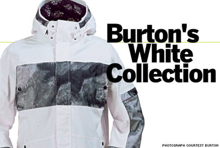 <p>Burton saw White's commercial appeal first, sponsoring him when he was just 7. By the time he was 15, he had a pro boot; now his White Collection is one of the company's hottest sellers. </p>