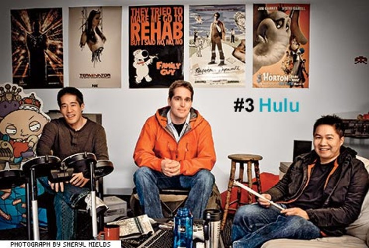 <p>In early 2007, Fox and NBC Universal announced plans for a joint startup intended to shake up the way people watch TV shows online. To which the industry scoffed, &quot;Yeah, right.&quot; YouTube had already established itself as the Web's video clearinghouse. Today, that much-derided joint venture, now known as Hulu, is looking bigger and smarter all the time. By adhering to a few core design principles and exploiting its unusual independence, the company created what CEO Jason Kilar describes as a &quot;high-quality, elegant, and crazy-easy-to-use&quot; site. That almost does it justice -- it's also crazy fun. </p>  <p><a href=&quot;http://www.fastcompany.com/fast50_09/profile/list/hulu&quot; target=&quot;_new&quot; title=&quot;Hulu&quot;>-- Read the Full Profile</a></p> <p><strong>The Fast Company 50 Navigation:</strong><br /> <a href=&quot;http://www.fastcompany.com/multimedia/slideshows/content/2009-fast-company-50.html?page=2&quot; title=&quot;Team Obama&quot;>01</a> | <a href=&quot;http://www.fastcompany.com/multimedia/slideshows/content/2009-fast-company-50.html?page=3&quot; title=&quot;Google&quot;>02</a> | <a href=&quot;http://www.fastcompany.com/multimedia/slideshows/content/2009-fast-company-50.html?page=4&quot; title=&quot;Hulu&quot;>03</a> | <a href=&quot;http://www.fastcompany.com/multimedia/slideshows/content/2009-fast-company-50.html?page=5&quot; title=&quot;Apple&quot;>04</a> | <a href=&quot;http://www.fastcompany.com/multimedia/slideshows/content/2009-fast-company-50.html?page=6&quot; title=&quot;Cisco Systems&quot;>05</a> | <a href=&quot;http://www.fastcompany.com/multimedia/slideshows/content/2009-fast-company-50.html?page=7&quot; title=&quot;Intel&quot;>06</a> | <a href=&quot;http://www.fastcompany.com/multimedia/slideshows/content/2009-fast-company-50.html?page=8&quot; title=&quot;Pure Digital Technologies&quot;>07</a> | <a href=&quot;http://www.fastcompany.com/multimedia/slideshows/content/2009-fast-company-50.html?page=9&quot; title=&quot;WuXi PharmaTech&quot;>08</a> | <a href=&quot;http://www.fastcompany.com/multimedia/slideshows/content/2009-fast-company-50.html?page=10&quot; title=&quot;Amazon&quot;>09</a> | <a href=&quot;http://www.fastcompany.com/multimedia/slideshows/content/2009-fast-company-50.html?page=11&quot; title=&quot;Ideo&quot;>10</a> <br /> <a href=&quot;http://www.fastcompany.com/multimedia/slideshows/content/2009-fast-company-50.html?page=12&quot; title=&quot;GE&quot;>11</a> | <a href=&quot;http://www.fastcompany.com/multimedia/slideshows/content/2009-fast-company-50.html?page=13&quot; title=&quot;Hewlett-Packard&quot;>12</a> | <a href=&quot;http://www.fastcompany.com/multimedia/slideshows/content/2009-fast-company-50.html?page=14&quot; title=&quot;Nokia&quot;>13</a> | <a href=&quot;http://www.fastcompany.com/multimedia/slideshows/content/2009-fast-company-50.html?page=15&quot; title=&quot;Gilead Sciences&quot;>14</a> | <a href=&quot;http://www.fastcompany.com/multimedia/slideshows/content/2009-fast-company-50.html?page=16&quot; title=&quot;Facebook&quot;>15</a> | <a href=&quot;http://www.fastcompany.com/multimedia/slideshows/content/2009-fast-company-50.html?page=17&quot; title=&quot;NextEra Energy Resources&quot;>16</a> | <a href=&quot;http://www.fastcompany.com/multimedia/slideshows/content/2009-fast-company-50.html?page=18&quot; title=&quot;Q-Cells&quot;>17</a> | <a href=&quot;http://www.fastcompany.com/multimedia/slideshows/content/2009-fast-company-50.html?page=19&quot; title=&quot;First Solar&quot;>18</a> | <a href=&quot;http://www.fastcompany.com/multimedia/slideshows/content/2009-fast-company-50.html?page=20&quot; title=&quot;IBM&quot;>19</a> | <a href=&quot;http://www.fastcompany.com/multimedia/slideshows/content/2009-fast-company-50.html?page=21&quot; title=&quot;Zappos&quot;>20</a> <br /> <a href=&quot;http://www.fastcompany.com/multimedia/slideshows/content/2009-fast-company-50.html?page=22&quot; title=&quot;Nintendo&quot;>21</a> | <a href=&quot;http://www.fastcompany.com/multimedia/slideshows/content/2009-fast-company-50.html?page=23&quot; title=&quot;Disney&quot;>22</a> | <a href=&quot;http://www.fastcompany.com/multimedia/slideshows/content/2009-fast-company-50.html?page=24&quot; title=&quot;Crispin Porter + Bogusky&quot;>23</a> | <a href=&quot;http://www.fastcompany.com/multimedia/slideshows/content/2009-fast-company-50.html?page=25&quot; title=&quot;TBWA\Worldwide&quot;>24</a> | <a href=&quot;http://www.fastcompany.com/multimedia/slideshows/content/2009-fast-company-50.html?page=26&quot; title=&quot;New England Sports Ventures&quot;>25</a> | <a href=&quot;http://www.fastcompany.com/multimedia/slideshows/content/2009-fast-company-50.html?page=27&quot; title=&quot;DSM&quot;>26</a> | <a href=&quot;http://www.fastcompany.com/multimedia/slideshows/content/2009-fast-company-50.html?page=28&quot; title=&quot;Nike&quot;>27</a> | <a href=&quot;http://www.fastcompany.com/multimedia/slideshows/content/2009-fast-company-50.html?page=29&quot; title=&quot;NPR&quot;>28</a> | <a href=&quot;http://www.fastcompany.com/multimedia/slideshows/content/2009-fast-company-50.html?page=30&quot; title=&quot;Barbarian Group&quot;>29</a> | <a href=&quot;http://www.fastcompany.com/multimedia/slideshows/content/2009-fast-company-50.html?page=31&quot; title=&quot;W.L. Gore & Associates&quot;>30</a> <br /> <a href=&quot;http://www.fastcompany.com/multimedia/slideshows/content/2009-fast-company-50.html?page=32&quot; title=&quot;Busboy Productions&quot;>31</a> | <a href=&quot;http://www.fastcompany.com/multimedia/slideshows/content/2009-fast-company-50.html?page=33&quot; title=&quot;Skidmore, Owings & Merrill&quot;>32</a> | <a href=&quot;http://www.fastcompany.com/multimedia/slideshows/content/2009-fast-company-50.html?page=34&quot; title=&quot;Wal-Mart&quot;>33</a> | <a href=&quot;http://www.fastcompany.com/multimedia/slideshows/content/2009-fast-company-50.html?page=35&quot; title=&quot;Microsoft&quot;>34</a> | <a href=&quot;http://www.fastcompany.com/multimedia/slideshows/content/2009-fast-company-50.html?page=36&quot; title=&quot;Ubisoft&quot;>35</a> | <a href=&quot;http://www.fastcompany.com/multimedia/slideshows/content/2009-fast-company-50.html?page=37&quot; title=&quot;Vestas&quot;>36</a> | <a href=&quot;http://www.fastcompany.com/multimedia/slideshows/content/2009-fast-company-50.html?page=38&quot; title=&quot;Chevron Energy Solutions&quot;>37</a> | <a href=&quot;http://www.fastcompany.com/multimedia/slideshows/content/2009-fast-company-50.html?page=39&quot; title=&quot;CAA&quot;>38</a> | <a href=&quot;http://www.fastcompany.com/multimedia/slideshows/content/2009-fast-company-50.html?page=40&quot; title=&quot;L-3 Communications&quot;>39</a> | <a href=&quot;http://www.fastcompany.com/multimedia/slideshows/content/2009-fast-company-50.html?page=41&quot; title=&quot;Weta Digital&quot;>40</a> <br /> <a href=&quot;http://www.fastcompany.com/multimedia/slideshows/content/2009-fast-company-50.html?page=42&quot; title=&quot;Lego&quot;>41</a> | <a href=&quot;http://www.fastcompany.com/multimedia/slideshows/content/2009-fast-company-50.html?page=43&quot; title=&quot;Emirates&quot;>42</a> | <a href=&quot;http://www.fastcompany.com/multimedia/slideshows/content/2009-fast-company-50.html?page=44&quot; title=&quot;Genzyme&quot;>43</a> | <a href=&quot;http://www.fastcompany.com/multimedia/slideshows/content/2009-fast-company-50.html?page=45 title=&quot;Etsy&quot;>44</a> | <a href=&quot;http://www.fastcompany.com/multimedia/slideshows/content/2009-fast-company-50.html?page=46&quot; title=&quot;BYD&quot;>45</a> | <a href=&quot;http://www.fastcompany.com/multimedia/slideshows/content/2009-fast-company-50.html?page=47&quot; title=&quot;Warner Music Group&quot;>46</a> | <a href=&quot;http://www.fastcompany.com/multimedia/slideshows/content/2009-fast-company-50.html?page=48&quot; title=&quot;Aravind Eye Care System&quot;>47</a> | <a href=&quot;http://www.fastcompany.com/multimedia/slideshows/content/2009-fast-company-50.html?page=49&quot; title=&quot;Toyota&quot;>48</a> | <a href=&quot;http://www.fastcompany.com/multimedia/slideshows/content/2009-fast-company-50.html?page=50&quot; title=&quot;Pelamis Wave Power&quot;>49</a> | <a href=&quot;http://www.fastcompany.com/multimedia/slideshows/content/2009-fast-company-50.html?page=51&quot; title=&quot;Raser Technologies&quot;>50</a></p>