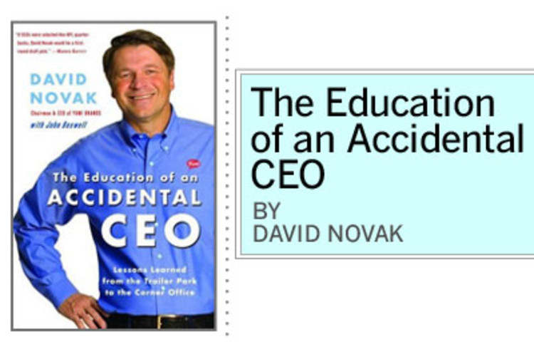 <p> Novak, CEO of Yum Brands -- which owns KFC, Taco Bell, and Pizza Hut -- candidly and charmingly shares his amazing rise from trailer-park kid to the corner office, not shying away from what he learned from his career hits (Mountain Dew, KFC Famous Bowls) and misses (Crystal Pepsi, the infamous rat video at a New York City KFC).  </p>