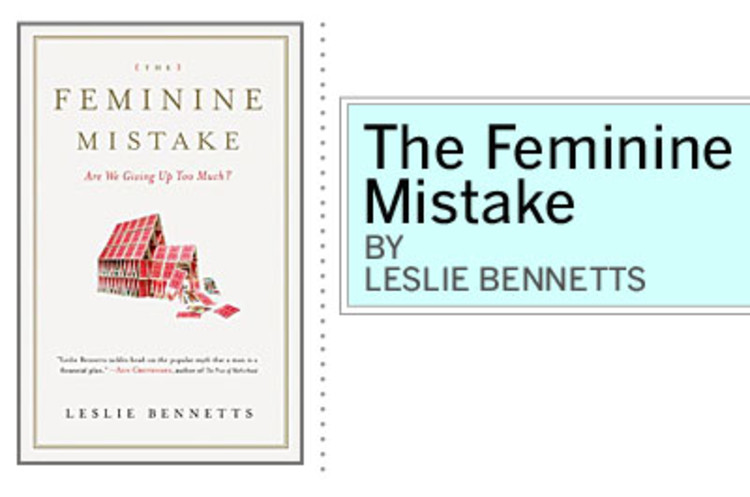 <p> In the ongoing war between stay-at-home moms and their working sisters, <em>Vanity Fair</em> writer Bennetts uses recent research on women and work with dozens of stories from blindsided women to argue that women who leave the workforce are gambling their future, and that of their children's, by putting all of their chits on the prospect of a husband's lifelong support.  </p>