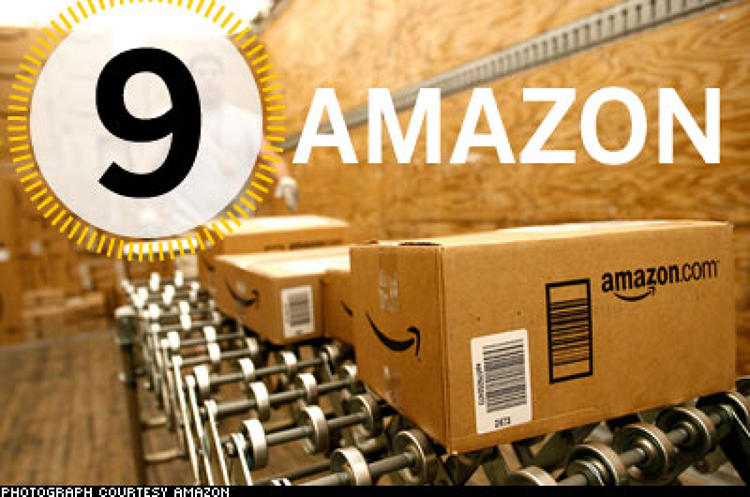 <p> Without much fanfare, Amazon has more than tripled its revenues since 2002, to $13 billion. The key: giving customers choices, not just among products, but also between buying from Amazon directly or from outside vendors on the site. Amazon's new digital offerings -- in e-books, videos, and music -- present a fresh menu of options. The company's digital music store, launched in May, already comprises 3 million songs, all compatible with any device and any music software. Similarly, Unbox allows Amazon customers to rent films and TV shows, and watch them on a variety of players. In an era of fighting formats and fears of piracy, that's uncommonly ecumenical.  </p>