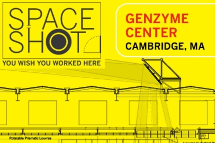 <p>At the Genzyme Center in Cambridge, Massachusetts, the sunshine is everywhere.</p>