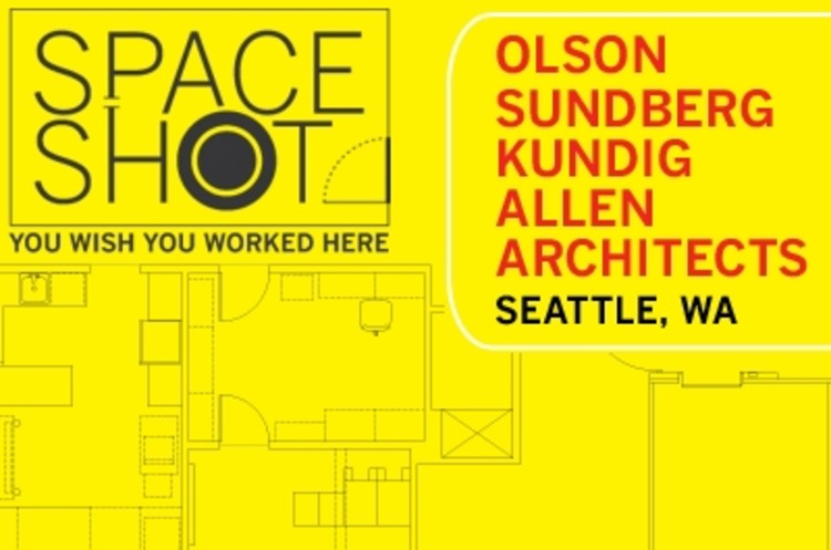 <p>The Seattle office of Olson Sundberg Kundig Allen Architects is never the same place twice.</p>