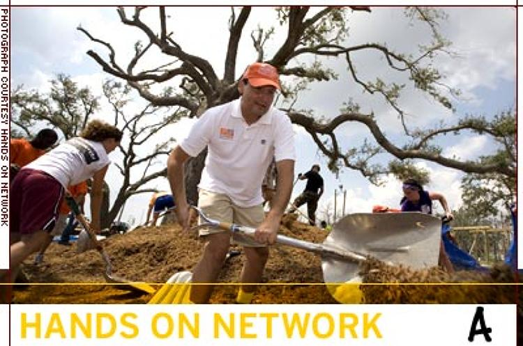 <p>Hands On Network is creating a civic change movement to increase the level of volunteerism across the U.S. by 10 percent, supporting the mobilization of 6.4 million volunteers and 100,000 Volunteer Leaders by 2008. </p>