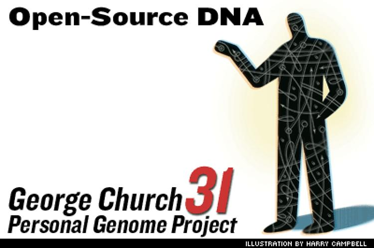 <p>Unraveling the first human genome took 13 years and $3 billion. Within five years, scientists aim to have that down to 90 seconds and $1,000. Church wants folks to offer up DNA for a public database that researchers, physicians, and private companies will use to test hypotheses and study genetic patterns.</p>