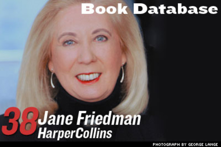 <p>Amazon, Google, Microsoft and Yahoo are all creating searchable online databases of books. HarperCollins, though, is building its own database. The idea is that search engines will find it easier to link to HarperCollins's database than making their own. A database also frees Friedman to experiment with online sales.</p>