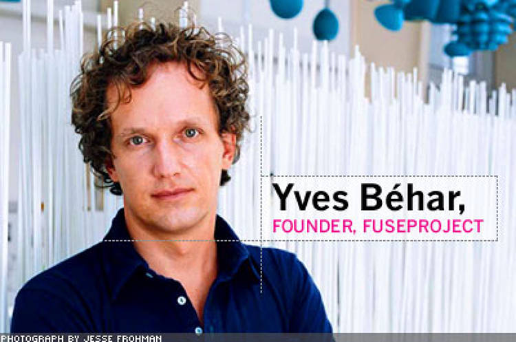 <p> &quot;We have one foot in the consumer's space and one foot in our client's space, so we can act as the bridge, or the glue.&quot;  </p> <p> <a href=&quot;/magazine/119/all-about-yves.html&quot; target=&quot;_new&quot; title=&quot;All About Yves&quot;>Read more</a>.  </p>