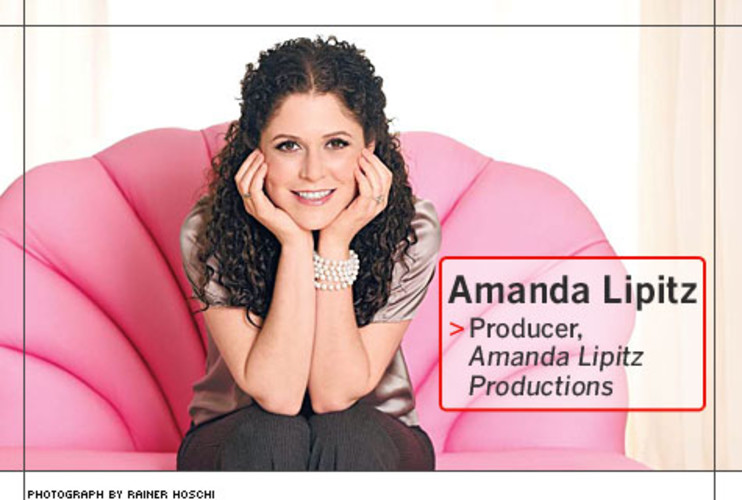 "<p> ""I used to find it difficult to always be the youngest producer in the room, but then I realized that Broadway needs my perspective. There has to be someone who doesn't turn up her nose if Clay Aiken does Spamalot."" </p>"