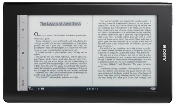"Though Sony introduced its Reader a year before Amazon's Kindle, it soon fell behind in the e-reader race. In 2009, it implemented a software, rather than a hardware, innovation, in an effort to close the gap. It abandoned the proprietary trend so common in the industry and announced it would sell all books in the ePub format, which works across devices. ""If people are going to this e-book shopping mall, they are going to want to shop at all the stores, and not just be required to shop at one store,"" Sony's Steve Haber told the New York Times."