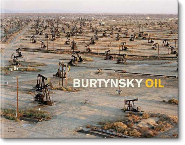<a href=&quot;http://edwardburtynsky.com&quot;>Edward Burtynsky</a>'s striking photographs in his book <a href=&quot;http://edwardburtynsky.com/Oil_Book_Gallery&quot;><em>OIL</em></a> document the different phases of oil consumption in the world, starting from its extraction and refinement, to its importance in our transportation culture, and finally to its symbolic end product.<br><br>  Here are some of Burtynsky's images from the book. <br><br>  [Published by <a href=&quot;http://www.steidlville.com/books/968-Oil.html&quot;>Steidl</a>, October 2009. Hardcover, 140 pages. $128.]
