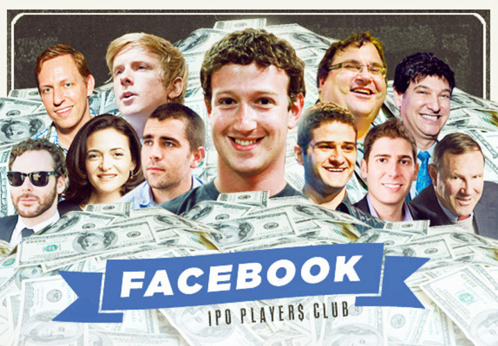 Sure the big winners in Facebook's IPO just became unimaginably rich. But beyond all of those zeroes are innovators who will probably drive the next big ideas. Maybe even the next Facebook.  </br></br> <a href=&quot;http://www.fastcompany.com/pics/facebook-ipo-players-club-breakdown#1&quot;>See them here</a>.
