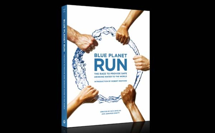 1 in every 6 people on the planet doesn't have access to clean water. The <a href=&quot;http://blueplanetrun.org/foundation&quot;>Blue Planet Run Foundation</a> has made it their mission to make a dent in that number by implementing sustainable water projects around the world. <br><br> Their documentary book <a href=&quot;http://shop.blueplanetrun.org/product.aspx?c=bpr_books(base)&p=137638(base)&quot;><em>Blue Planet Run: The Race to Provide Safe Drinking Water to the World</em></a>, created by Rick Smolan and Jennifer Erwitt, visualizes the world's water crisis, the organization's efforts, and what we can do in our everyday lives to help. These photographs show the personal impact of water shortages and unsafe drinking water, as well as the progress that's been made by applying new innovations.