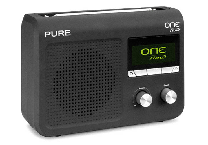 …or if youd prefer a radio that is a little more subtle and well, actually  looks like a radio the PURE ONE Flow, Portable DAB/FM/Internet Radio might be more your bag. It is even DAB's most affordable internet radio  yet. <br /><br /> <strong>$142.32 at <a href=&quot;http://www.amazon.com/PURE-Flow-Portable-Internet-Radio/dp/B005OU71IA/ref=sr_1_fkmr1_2?ie=UTF8&amp;qid=1322748296&amp;sr=8-2-fkmr1&quot;>Amazon</a></strong>