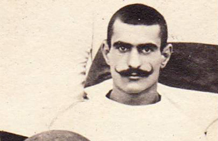 <p>Robert Hacker is not pictured on the Movember site, but here is an awesome rugby player with a moustache. Hacker has raised $12,833.</p>