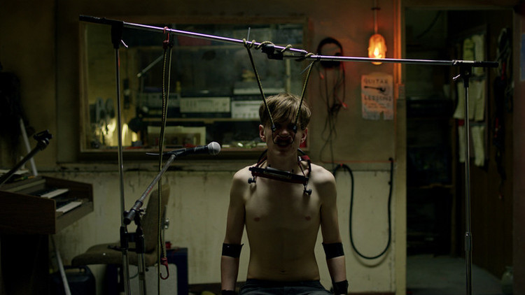 <p>The Glue Society's <a href=&quot;http://www.fastcocreate.com/1681600/watch-with-mother-looks-to-challenge-distribution-models-your-tolerance-for-horror#2&quot; target=&quot;_self&quot;>Watch With Mother</a> shouldn't be watched with your mother, or any other kindly relatives.</p>