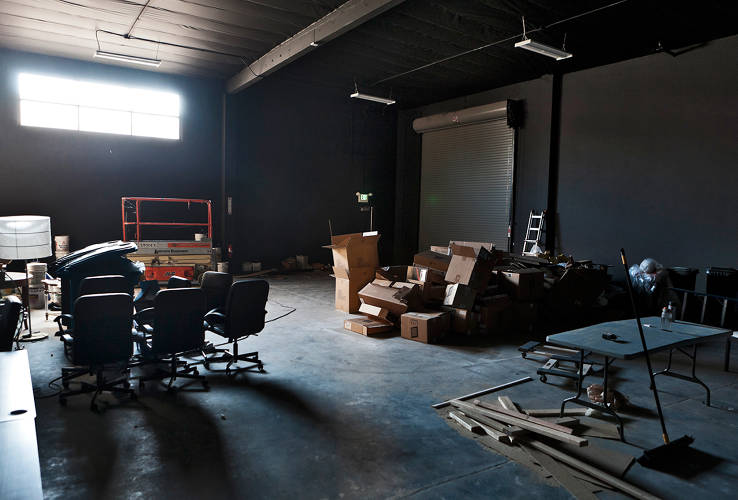<p>Zuckerberg Media's second studio is currently undeveloped and under construction: there's enough room there to house a pilot newsroom.</p>