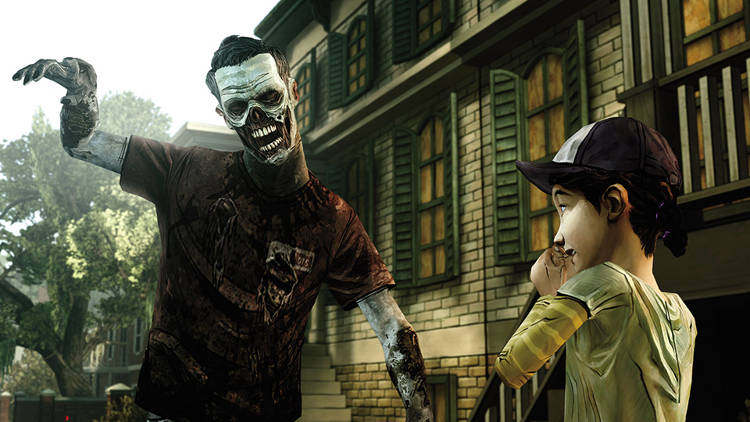 <p>Video games adapted from original works tend to produce ghastly results. Not <em>The Walking Dead</em>, Telltale Games' episodic title based on the graphic novel series by Robert Kirkman.</p>