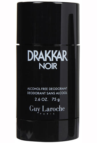 <p>Drakkar Noir Deo. Little known fact: Guy Laroche got his start at Apple. Plus: That's not true.</p>