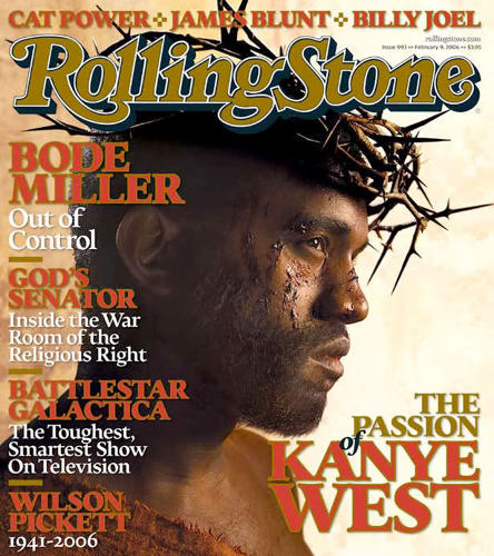 <p><em>Rolling Stone</em> is no stranger to controversy. It ain't easy being Yeezy, you know.</p>