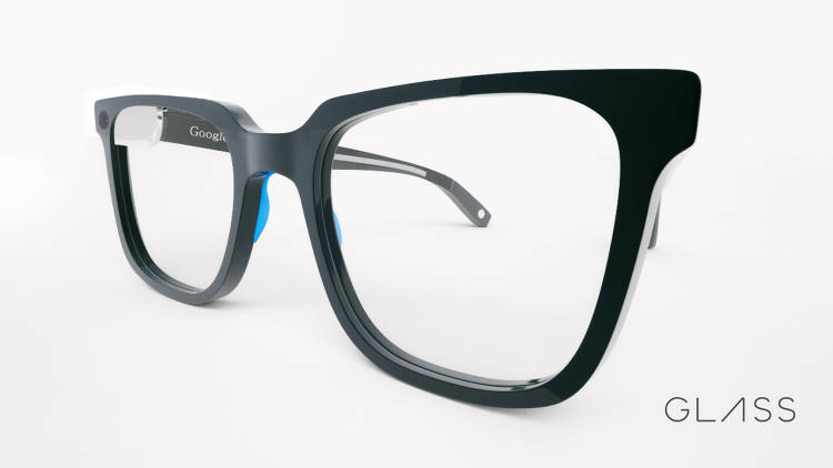 <p>A few designers at the software development startup <a href=&quot;http://www.sourcebits.com/&quot; target=&quot;_blank&quot;>Sourcebits</a> reimagined Google Glass as a device mainstream consumers might actually want to wear.</p>